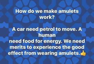 Thai Amulets short post