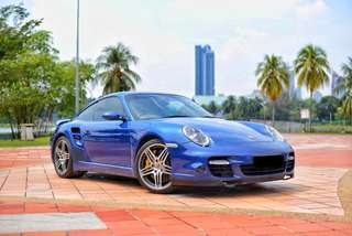 Porsche 911 Carrera Coupe Turbo