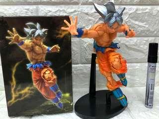 Son Goku Ultra Instinct, dragonball figure