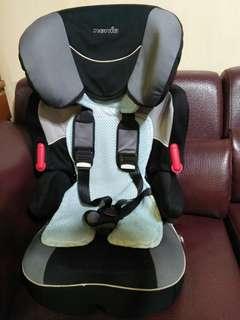 納尼亞成長型兒童汽車安全座椅
