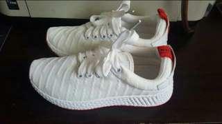 Korean White Rubber Shoes