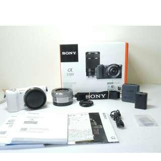 Sony a5100 (Body+Lens/相機機身+鏡頭)