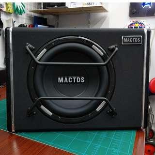 """全新(包安裝) MACTDS 10"""" 1000W 大功率 有源低音箱"""