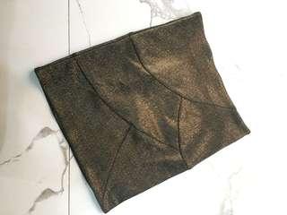 Zara - metalic skirt