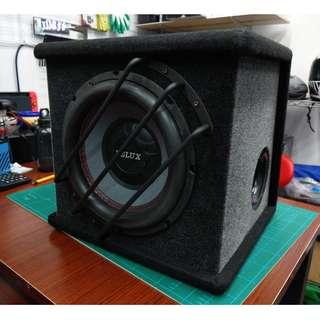 """全新(包安裝)LELUX 10"""" 低音立方 有源低音箱 體質小 靚聲"""