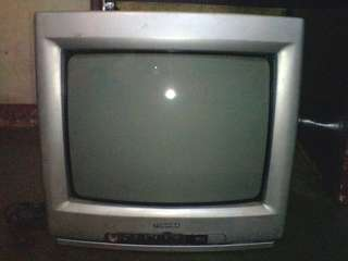 Toshiba Old TV (still working but need to be repaired)