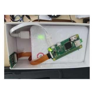 Raspberry Pi Zero W Spy and dashboard Camera