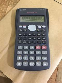 Casio Calculator fx-350MS