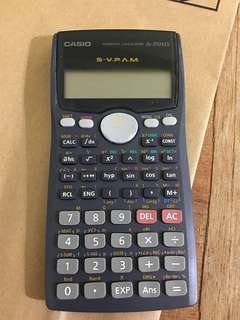 Casio Calculator FX-570MS