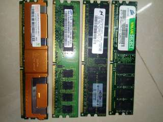Desktop computer ram