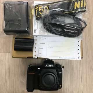 Nikon D750 (公)