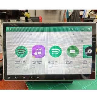 最新 包安裝 MMQ MA-2010 10.1吋 大大大面板車機 WiFi Car Play Bluetooth 八核心
