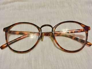 Harry potter-like eyeglass