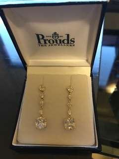 Prouds earrings