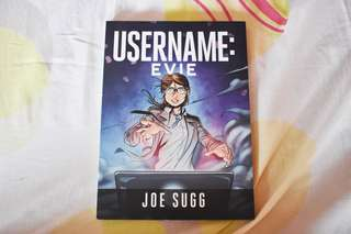 Username: Evie by Joe Sugg