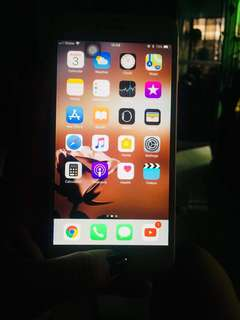 2nd hand iphone6 plus gold 64GB