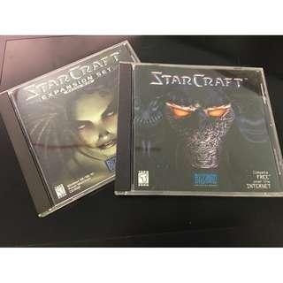 Starcraft & Brood War expansion set (PC)
