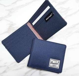 Herschel Wallet深藍色$200