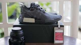 Adidas NMD R1 PK Pitch Black