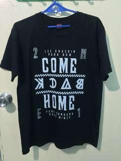 2ne1 COMEBACK HOME SHIRT