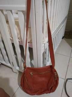 Geniune leather sling