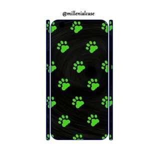 Premium doggy footprint hard/softcase (bs custom)