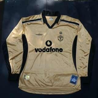 Jersey Vintage Manchester United(2002)