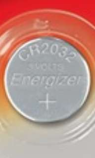 CR2032 round battery (3pcs)