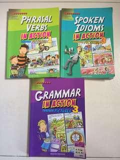 Primary enrichment books