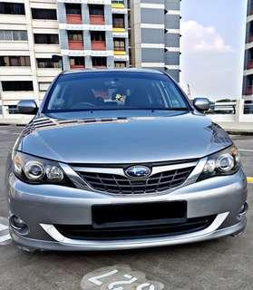 Subaru Impreza 5D 2.0 Manual R-S