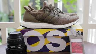 Adidas Ultraboost 3.0 Trace Olive