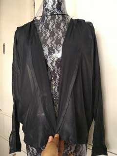 Cotton on  sheer cardigans