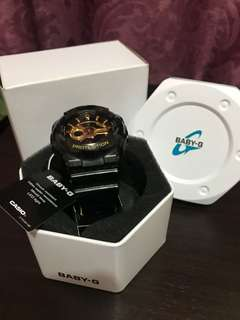 Authentic Casio Baby-G Watch (BA110-1A)