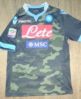 Macron Napoli Away Football Jersey 13/14 Higuain #9