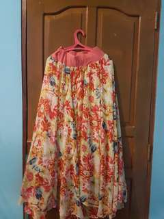 Rok flowy skirt