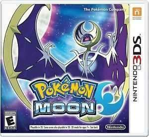 3DS GAME PKMN MOON for sale