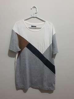Kaos Zara Man Original Size: L