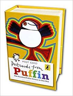 Postcards from Puffin (100 postcards in one box)