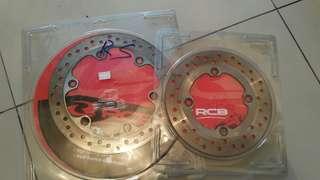Disc brake caliper Rs150