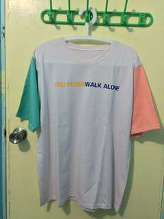 BTS You Never Walk Alone Oversized Shirt