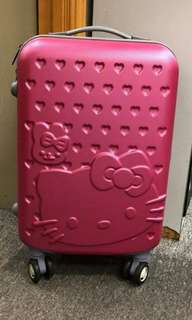 "Hello Kitty Baggage行李箱20""寸"
