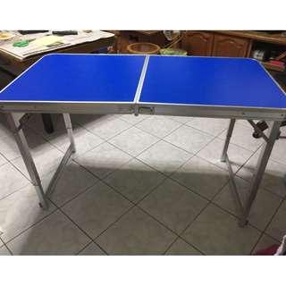 全新 輕量 鋁合金 可摺疊 多用途桌