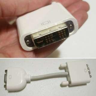 Apple DVI to VGA Adaptor