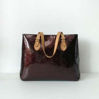 Authentic Louis Vuitton Vernis Tote