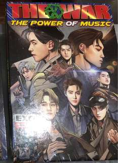 EXO The Power of Music Repackaged CH