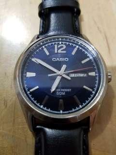 casio 斯文型电子錶