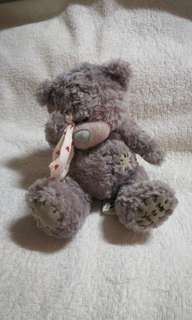Me To You Plush Bear with Handkerchief