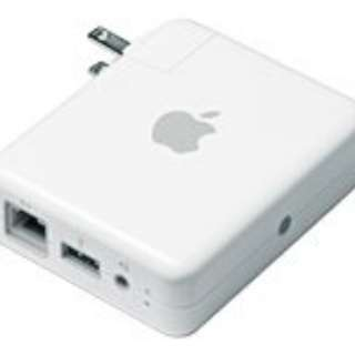 99% NEW Apple Airport Express Wifi Router 路由器