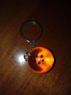 全新龍珠5星鎖匙扣,30元有意聯繫。