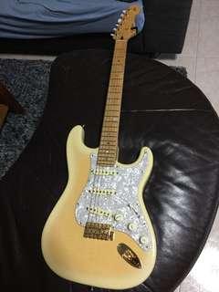 Fender Richie Kotzen Signature Stratocaster